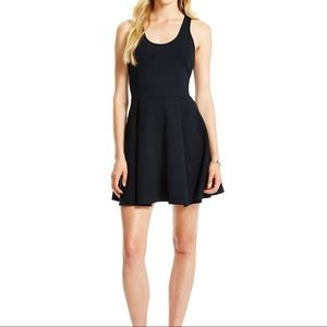 Jessica Simpson Little Black Fit and Flare Dress
